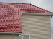 Сайдинг,  утепление фасадов,  водосточные системы.