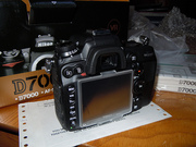 Nikon D7000 DSLR с 3