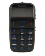 Мобильный телефон CBM65,  экран 1, 8