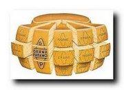 Сыр Grano Podano (Грано Падано) Италия