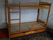 Надежная Двухярусная кровать .