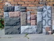камень плитка гранит