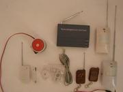 для квартиры датчики движения-сигнализация
