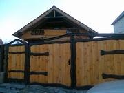 Продам дом из дервянного сруба в Пряжево.