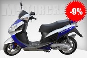 Скутер Soul Evolution 150cc (Storm)