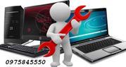 услуги ремонта- компьютер и ноутбуки