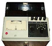 Продам измеритель заземления М416 (бу)