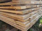 Продаем круглый лес , изготавливаем пиломатериалы