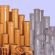 Трубы ПВХ и фитинги для наружной канализации ф110-500 Житомир