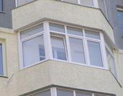 Металлопластиковые окна.Установка зимой