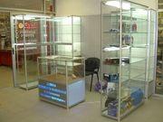 торгового оборудование индивидуальные разработки для супермаркетов