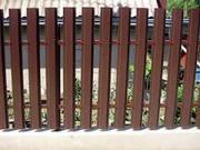 Евроштакетник на забор. Житомир и область