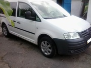 Volkswagen Caddy 2007 пасажир ECOFUEL