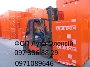 Купити газоблок AEROK в м Житомирі