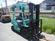 погрузчик для склада Mitsubishi на 2 тонны