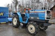 Мини трактор с фрезой Mitsubishi -MT1401D