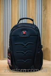 Рюкзак фирменный швейцарский очень вместительный