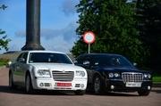 Прокат свадебного автомобиля chrysler 300c в Житомире