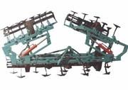 Культиватор прицепной КПН-8 (КПН4) предпосевной паровой