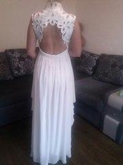 Свадебное платье в греческом стиле б.у