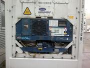 Склады холодильные на базе морского рефконтейнера 59, 81 куб.м