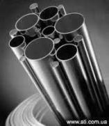 Трубы цельнотянутые,  горячекатанные