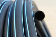 Трубы ПЭ(80, 100) и фитинги для наружного водоснабжения