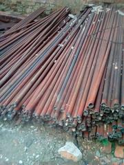 Трубу стальную тонкостенную хромированную