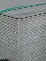 Шифер плоский или лист асбестоцементный