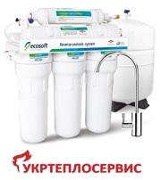 Система обратного осмоса Ecosoft 5-75,  Житомир
