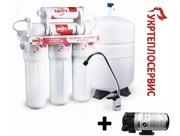 Система обратного осмоса Filter1 RO 5-5P,  Житомир