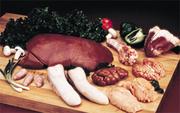 Субпродукты говяжьи ( печень,  почки,  сердце,  легкое,  селезенка)