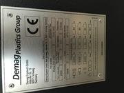 Термопластавтомат demag «Extra 200-840»,  2006 года выпуска