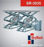 Ножничный электрический подъемник SkyRack SR – 3035