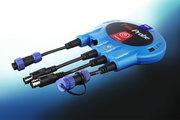 TwinProbe ,  устройство для снятия измерения аналогового и цифрового ти
