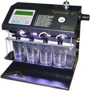 Триумф 4М стенд диагностики и очистки электроклапанных форсунок