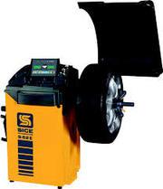 Балансировочный стенд Sise S62E для СТО