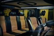 Переоборудование микроавтобусов бусов,  салон в микроавтобус автобус