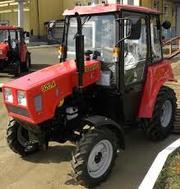 Колесный трактор БЕЛАРУС МТЗ 320 посевочно-пропашного класса,  дизель 3