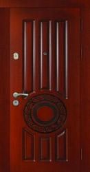 Входные металлические двери с МДФ накладками(бронь). Более 50 моделей.