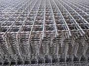 Сетка рифленая (канилированная) стальная и оцинкованная