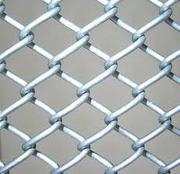 Сетка Рабица стальная плетеная одинарная ГОСТ 5336-80;  ТО 14.290.01.20