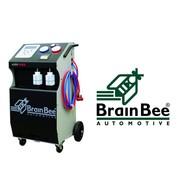 Установка автомат для заправки авто кондиционеров brain bee clima 6000