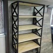 Металлоконструкции для мебели. LOFT. Стеллажи,  столы,  вешалки,  полки