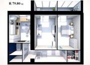 Квартира в новобудові ЖК 777 11500 гр/м2 Житомир
