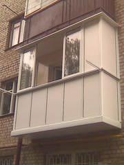 Комплексный ремонт балконов (КБТ) (Житомир,  Киев)